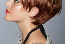 Hair ideas / by Alli Barlik