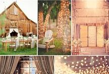 Wedding Ideas / by Tierney Davis