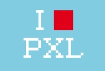 Design: Pixel / by Cody Walton