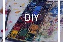 DIY - Mom of the Year / Projects scare me, but once in while I rise to the occasion and these are some home projects, crafts and DIY ideas that inspire me!