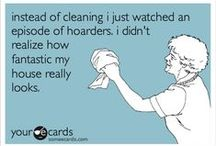 Keeping it Clean! / Anything cleaning...tips and tricks to save money or make life easier and maybe a little humor mixed in!