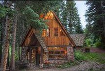 Log Cabbins/ Timber frames