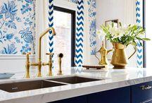 Kitchens / by Decorating Den Interiors-Eva Hines