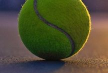 love all. / It's tennis. The board's about tennis. / by Allie Wallentine
