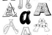 Art - Lettering / by Lois