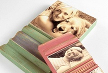 DIY Photo Crafts & Gifts / Fun DIY Projects for your photos and photo gift ideas