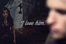 I admit I like les mis... / (really I just like Marius) / by Allie Wallentine