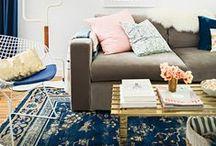 Family Room / by Stephanie Stansfield