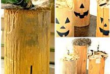 Fall, Halloween & Thanksgiving / Fall Related Decor and Crafts