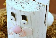 Springtime-Easter / Springtime and Easter crafts and decorating ideas.