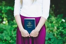 Sister Missionary / i hope they call me on a mission