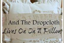 Pillow Talk / Pillows, all things pillows