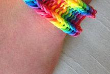 Rainbow Loom - 4 Vikki