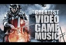 Game Music / Videogame composers, soundtracks, scores, remixes, & performances. / by Cody Walton