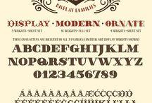 DESIGN   Tips & Fonts