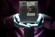 Geekery - Retro Game Collecting / Now you're playing with power.
