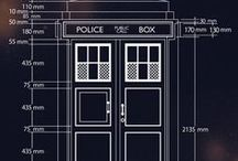 Geekery - Doctor Who / Bigger on the inside