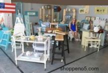 Shoppe No. 5 / Vintage painted furniture and hand crafted accessories