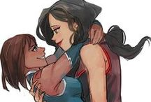 Geekery - Avatar - KorrAsami / Sounds perfect!
