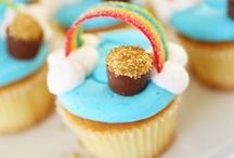 Mom of the Year St. Patrick's Day / This St. Patrick's Day get your green, leprechaun, and rainbow ideas here, because let's face it who doesn't love a good theme day! / by The Mom of the Year