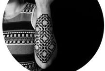 Art - Geometric Tattoos