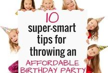 Mom of the Year Party Ideas / Have a kid's birthday party to plan? A parents' anniversary bash? A bridal or baby shower? No matter what kind of party, there are endless ideas to make it a breeze!  / by The Mom of the Year