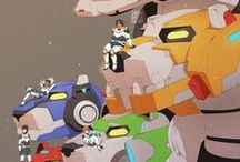 Geekery - Voltron / Defenders of the universe... but mostly Pidge... and Shidge.