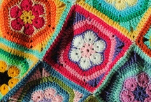 Crochet, knit & yarn / by Jo Russell