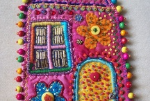 Crafts, textiles, everything I like! / by Jo Russell