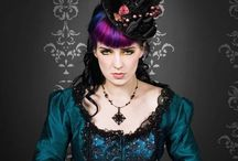 Gothic, steampunk and costumes / by Jo Russell