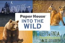 Project Wildlife / Get inspired with these wild crafting ideas!