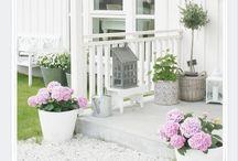 Trädgård/Ute