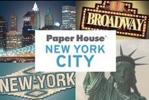 New York: The City That Never Sleeps / Capture your perfect New York minute with Paper House products!