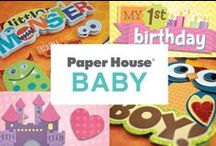And Baby Makes Three / Celebrate the newest addition to your family with the new collection of baby items.