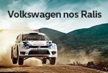 Volkswagen nos Ralis / A performance do Volkswagen Polo WRC em imagens