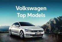 Volkswagen Top Models / Os mais bonitos Volkswagen que encontrámos no Pinterest :)