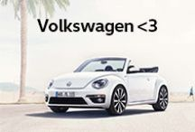 Volkswagen <3 / O amor <3 pela Volkswagen expressa-se aqui