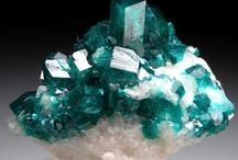 Rocks and minerals / Gems and rocks, great colours!