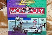 Johnny lightning / Cars