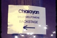 Paris Fashion Week 2014 / Settimana della moda di Parigi 2014: il nostro France Viler volerà nella capitale francese per lavorare nel backstage del quotatissimo fashion designer Hussein Chalayan.
