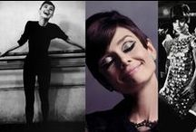All about Audrey / Hepburn, that is.
