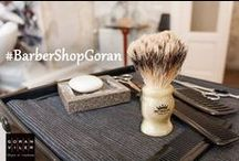 Barber corner - selected by Alphonso