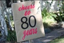 Mom's 80th / by Kimberly Talbot
