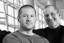 Apple / by Alvaro Uribe Design