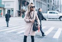 Winter Trends 2015 / Getting inspired for the cooler season