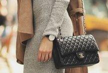 AUTUMN FASHION / Autumn and winter fashion inspiration