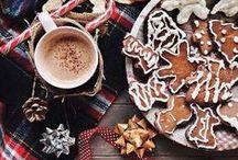 CHRISTMAS / Christmas decoration, gift ideas, scenes