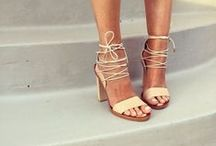 SHOES / all sorts of shoes, designer, flats, high heels and trainers