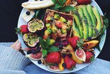 (vegan) food