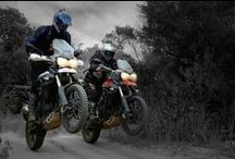Adventure riding / Adventure & Touring Bikes